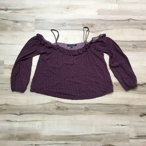 One clothing  off the shoulder top